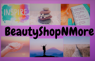 Beauty Shop N More Logo